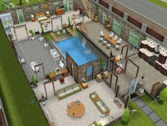 sims freeplay floor awesome houses plans plan interior build