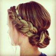 braid bun tutorial #hair