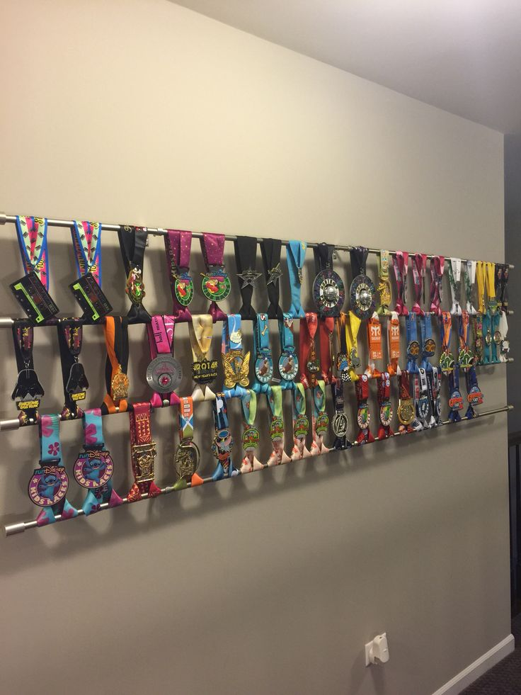 Best 25 Hanging Medals ideas on Pinterest  Award display