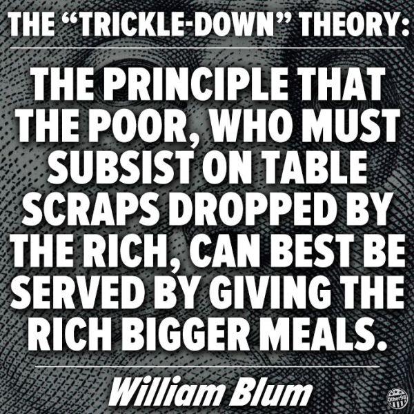 25 best ideas about Trickle down economics on Pinterest