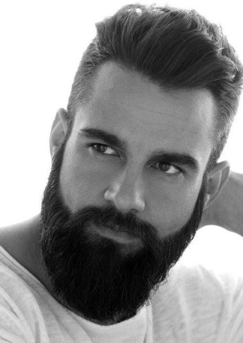 25 Best Ideas About Haircuts With Beards On Pinterest Men's