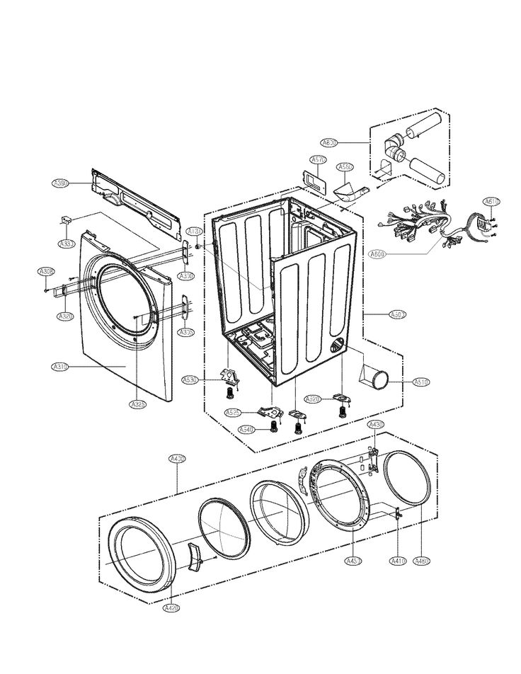 1000+ ideas about Lg Dryer Parts on Pinterest