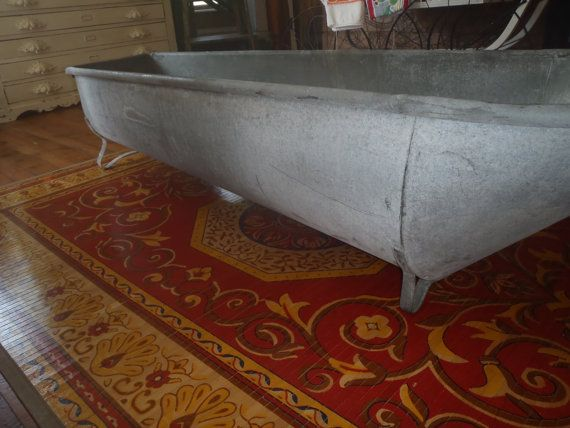 vintage kitchen stoves countertop cover primitive krauss antique galvanized tin cowboy bathtub ...