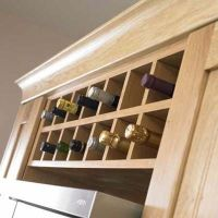 25+ best ideas about Wine rack cabinet on Pinterest ...