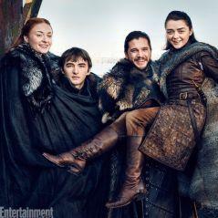 Image result for The Stark Children reunited