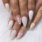 1000 ideas winter nail design