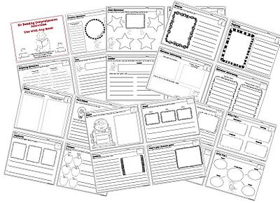 25+ best ideas about Graphic Organizers Reading on