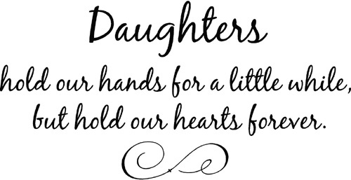43 best Mother/Daughter Sayings images on Pinterest