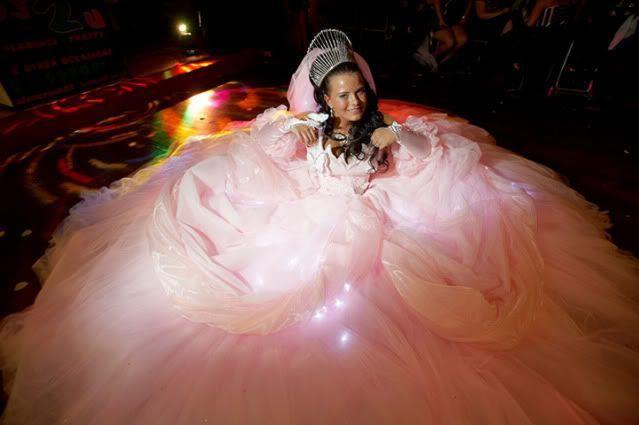 Worst Wedding Dresses Ever