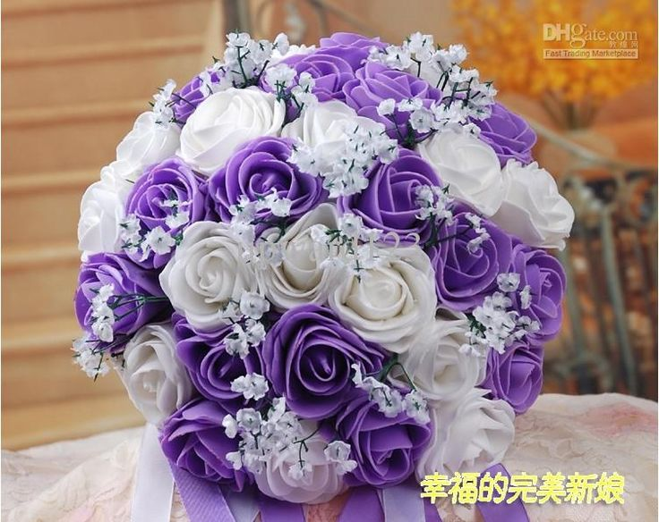 Best 20+ Purple Bouquets Ideas On Pinterest