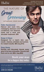 great grooming ready-wear men's