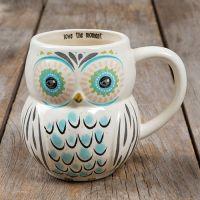Best 25+ Owl Mug ideas on Pinterest | Colorful owl, Tea ...