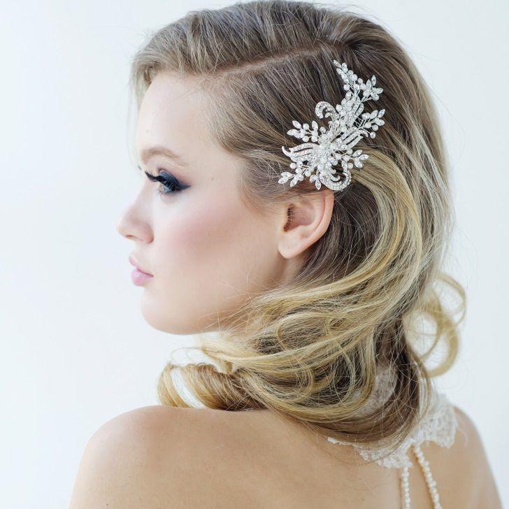 1000+ ideas about Wedding Hair Combs on Pinterest