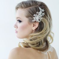 1000+ ideas about Wedding Hair Combs on Pinterest