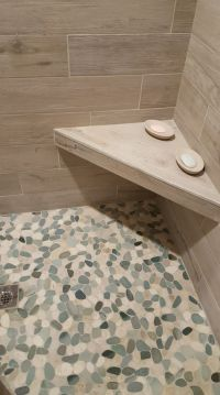 23 Perfect Bathroom Pebble Floor Tiles | eyagci.com