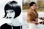 flapper hairstyles ideas