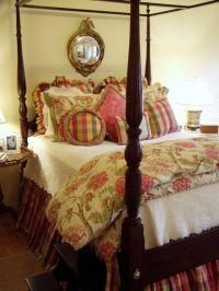 Best 25+ Antique Beds ideas on Pinterest | Pink vintage ...