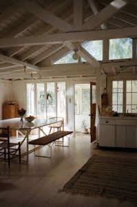 Wood beams + vaulted ceilings. | Where The Heart Is ...