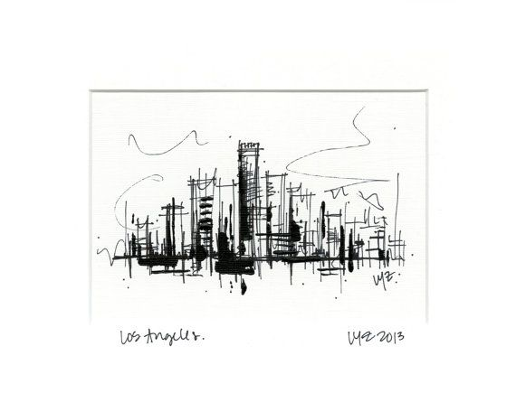 25+ best ideas about Los Angeles Skyline on Pinterest