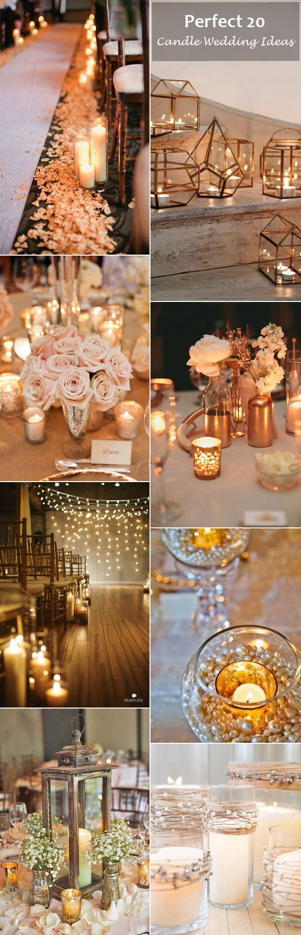 Best 25 Romantic weddings ideas on Pinterest