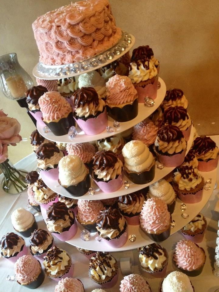 17 Best Images About Gigis Cupcakes Weddings On Pinterest