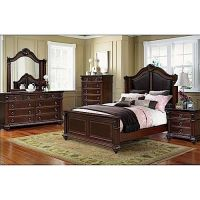 Cherry Bedroom Group by RiversEdge. | Bedroom | Pinterest ...