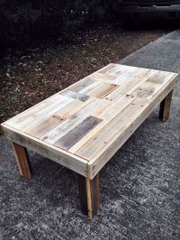 Diy 2x4 Coffee Table