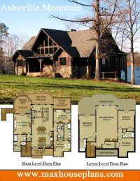 25+ best ideas about Lake House Plans on Pinterest | Open ...