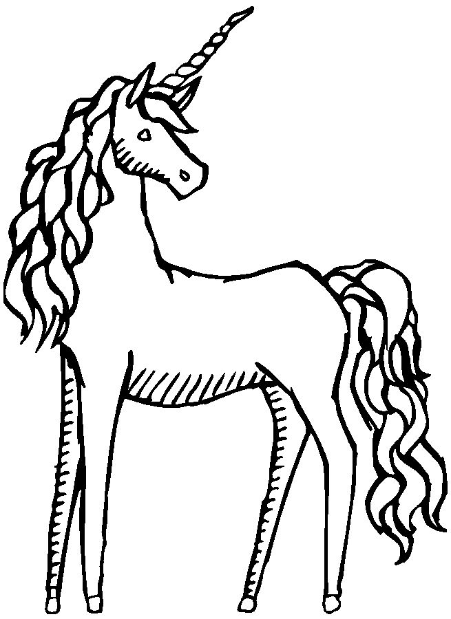 The 25+ best Unicorn coloring pages ideas on Pinterest