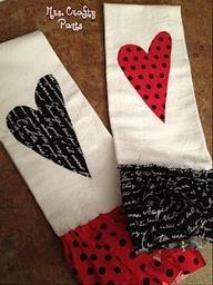 Valentines Day Heart Garland Valentine