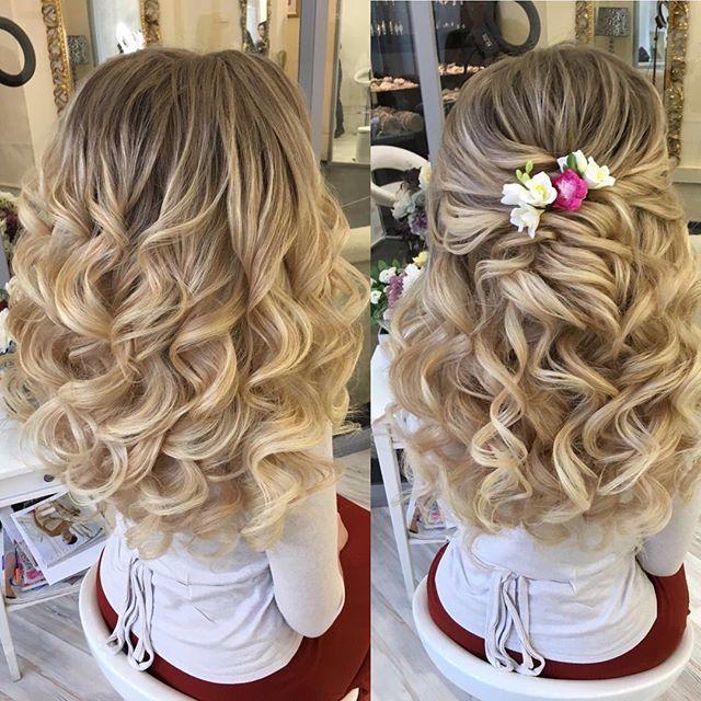 25 best Flower girl hairstyles ideas on Pinterest