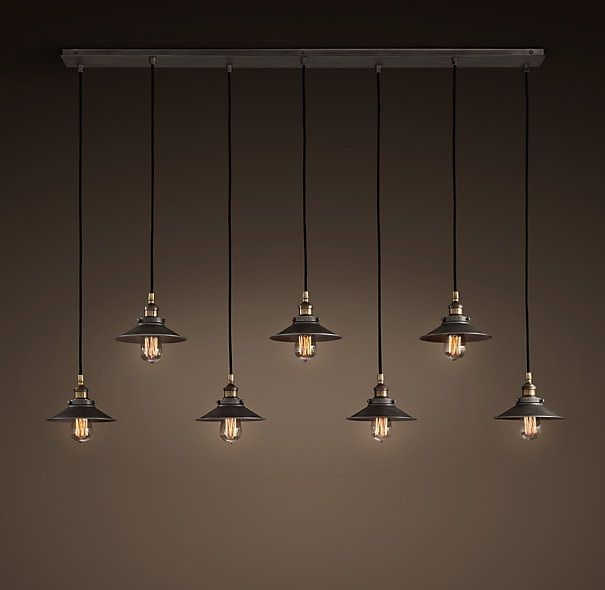 bar lighting  restoration hardware  Fixtures  Pinterest