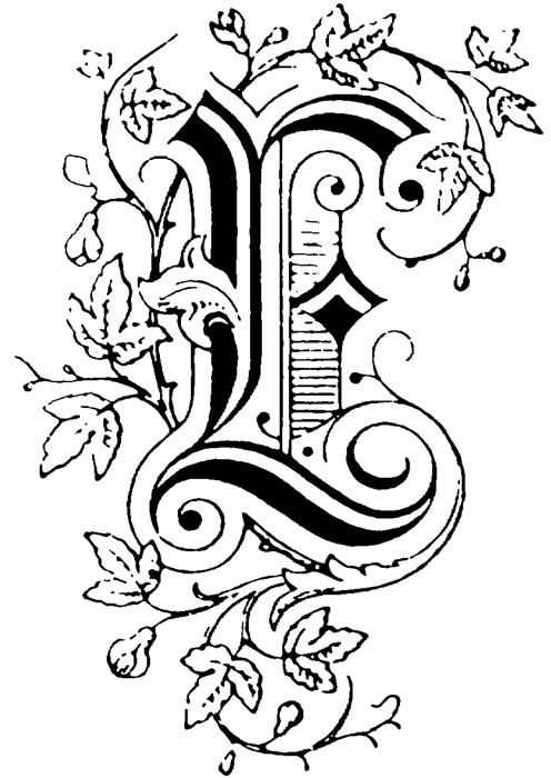 102 best images about Victorian Fonts on Pinterest
