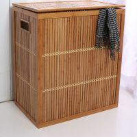 Bamboo Laundry Hamper by inthispace | Make a House a Home ...
