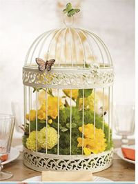 78 Best images about Birdcages with Flowers on Pinterest ...