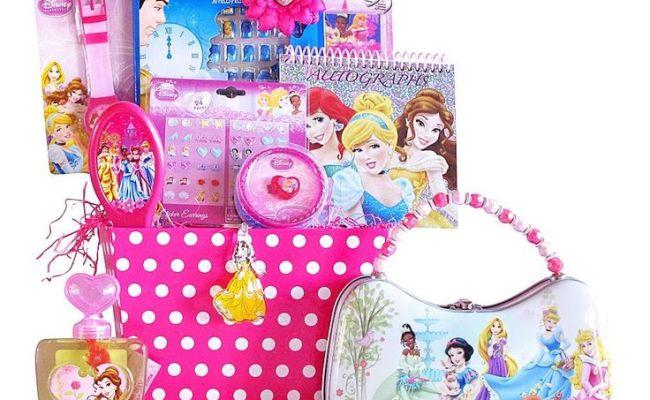 Disney Princess Christmas Gift Baskets Perfect Gifts For
