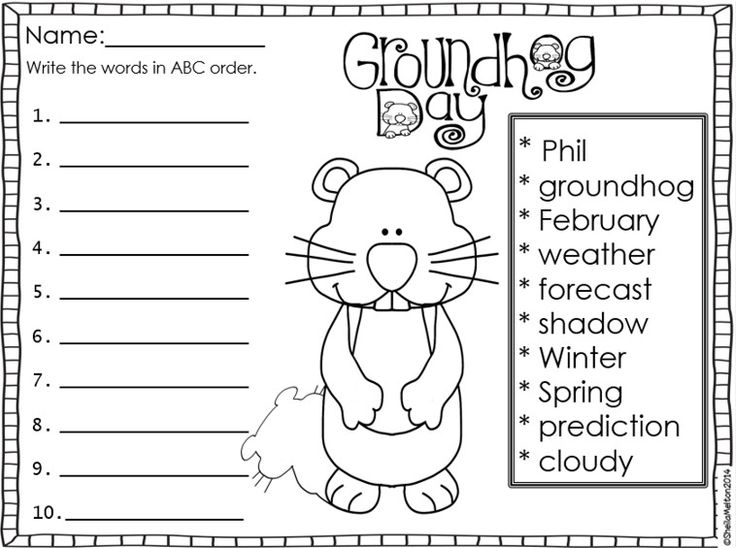 134 best images about Ground Hog Day on Pinterest