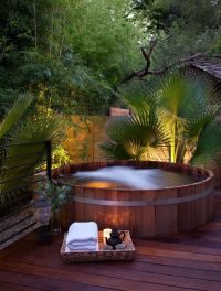 25+ best ideas about Hot Tubs on Pinterest   Hot tub patio ...