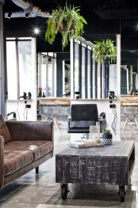 25+ best ideas about Industrial salon on Pinterest