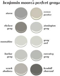 25+ best ideas about Gray paint on Pinterest | Gray paint ...