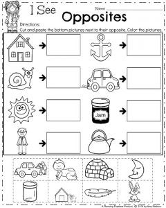 25+ Best Ideas about Opposites For Kids on Pinterest