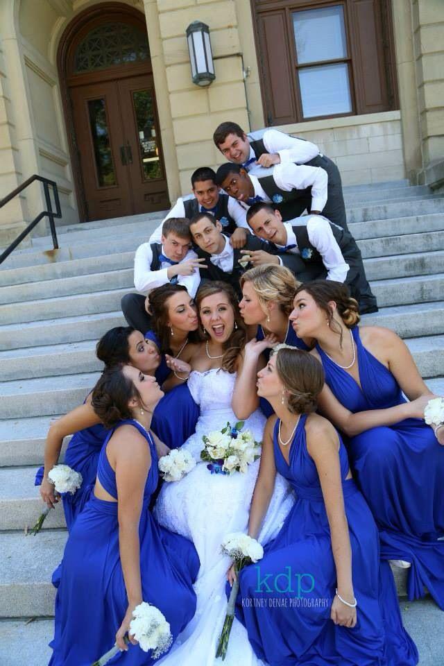 Best 20 Cobalt Blue Weddings ideas on Pinterest  Royal blue bridesmaids Cobalt wedding and