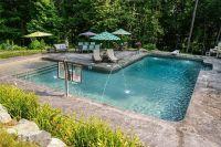 L-Shape Inground Pool Kits | Royal Swimming Pools ...