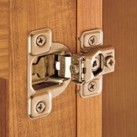 Salice 106 Zero-Protrusion Compact Hinge with Snap Close ...