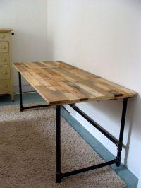 25+ best ideas about Diy desk on Pinterest