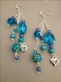 1000+ ideas about Dangle Earrings on Pinterest | Enamel ...