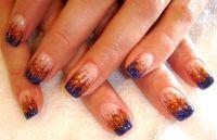17 Best ideas about Orange Nail Art on Pinterest | Finger ...