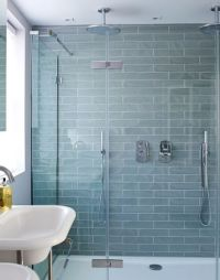Best 25+ Blue bathroom tiles ideas on Pinterest | Blue ...