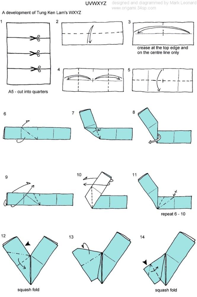 Uvwxyz Diagrams1 Page One