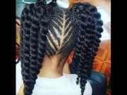 braids black kids